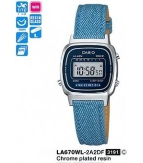 Casio LA670WL-2A2DF - CAS-LA670WL2A2DF