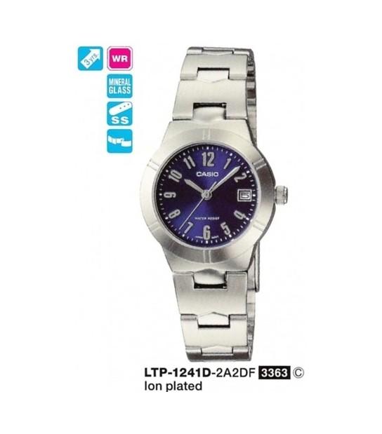 Casio LTP-1241D-2A2DF - CAS-LTP1241D2A2DF