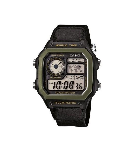 Casio AE-1200WHB-1BVDF - CAS-AE1200WHB1BVDF