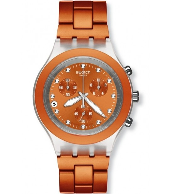 Swatch SVCK4051AG FULL-BLOODED NARANJA
