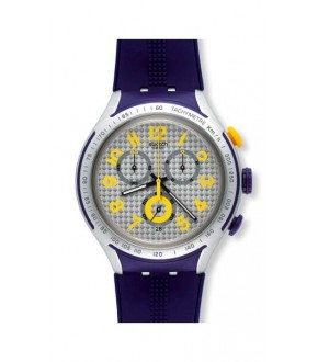 Swatch YYS4014 YELLOW PUSHER