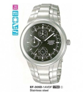 Casio EF305D1AVDF