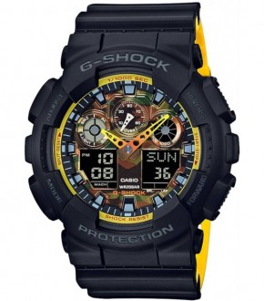 Casio GA-100BY-1ADR - CAS-GA100BY1ADR