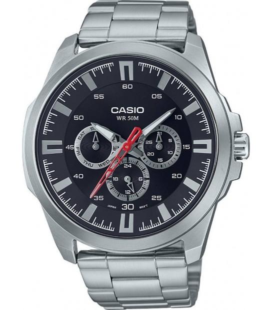 Casio MTP-SW310D-1AVDF - CAS-MTPSW310D1AVDF