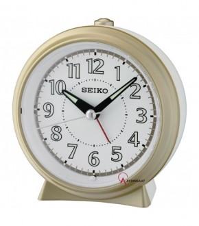Seiko QHE160W Alarmli Masa Saati