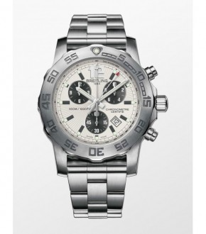 Breitling A7338710.G742.157A Colt Men's Automatic Chronograph in Steel