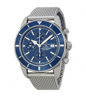 * Breitling - Superocean Heritage Chronograph a1332016/c758-ss