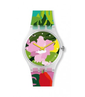 Swatch SUOK132 TROPICAL GARDEN