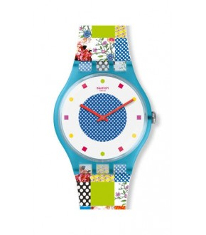 Swatch SUOS108 QUILTED TIME