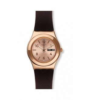 Swatch YLG701 BROWNEE