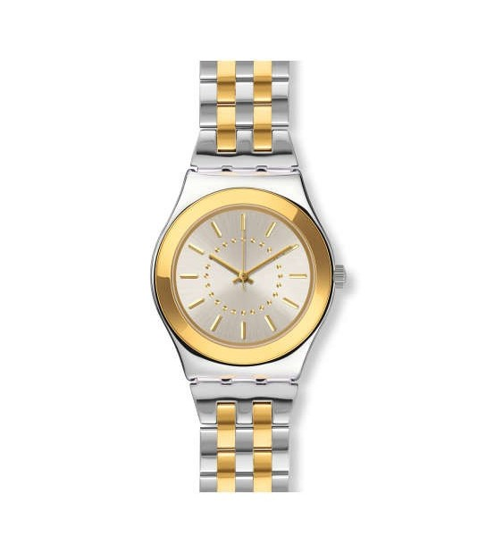Swatch YLS207G GOLDENSILVER