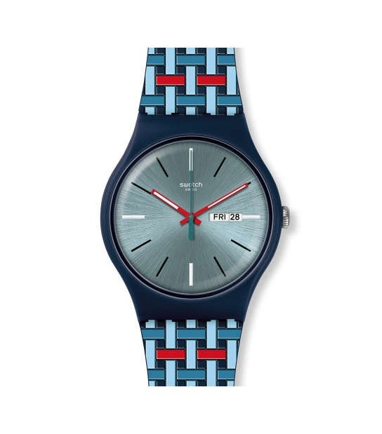 Swatch SUON710 WOVERING
