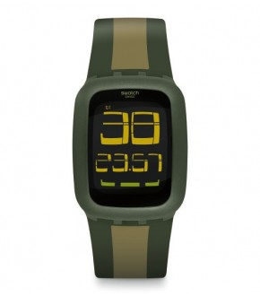 Swatch SURG101D SWATCH TOUCH OLIVE & LIGHT GREEN
