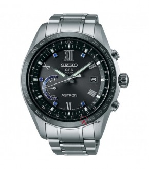 Seiko Astron GPS Solar World Time SSE117J
