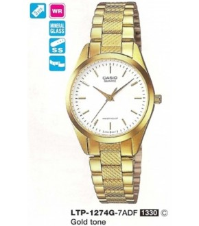 Casio LTP-1274G-7ADF - CAS-LTP1274G7ADF