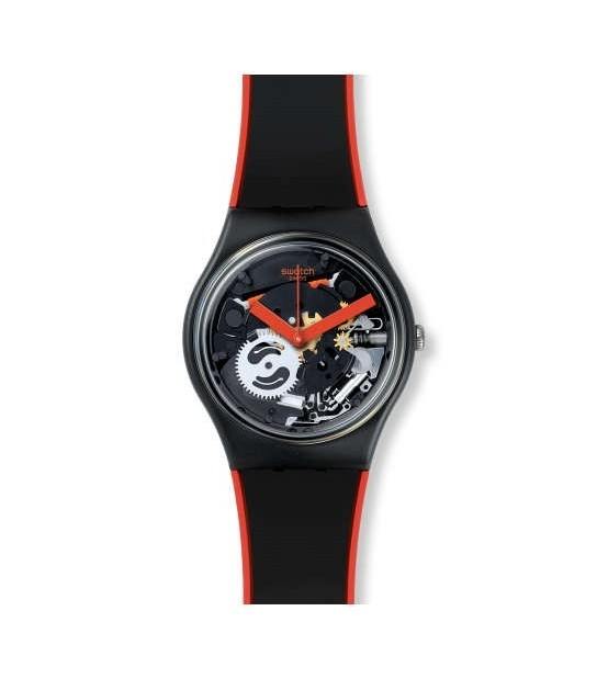 Swatch GB290 RED FRAME