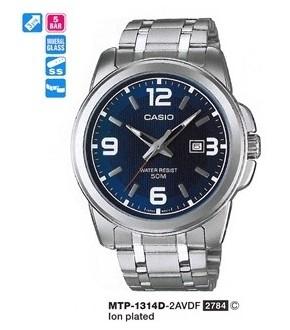 Casio MTP-1314D-2AVDF - CAS-MTP1314D2AVDF