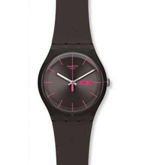 Swatch SUOC700 BROWN REBEL