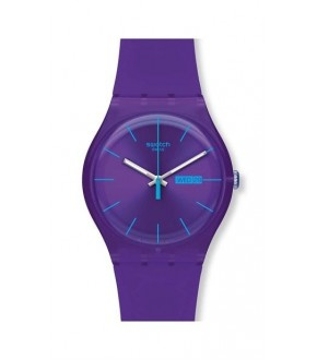 Swatch SUOV702 PURPLE REBEL