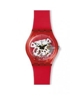 Swatch GR178 ROSSO BIANCO