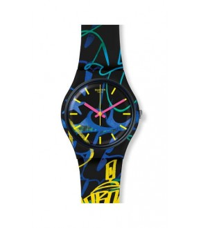 Swatch GB318 NIGHTCLUB