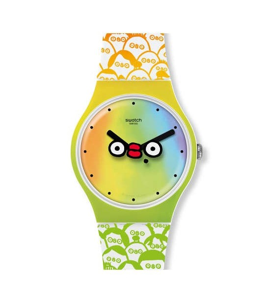 Swatch SUOZ303 WHATS YO FACE