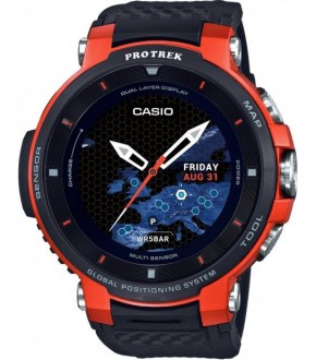 Casio WSD-F30-RGBAD - CAS-WSDF30RGBAD