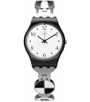 Swatch LB185G Blackiniere