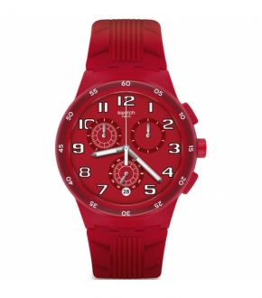 Swatch SUSR404 Red Step