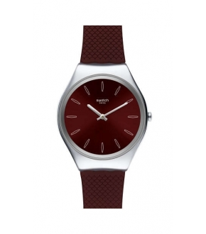 Swatch SYXS120 SKINBURGUNDY