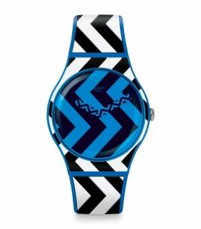 Swatch SUOS111 BLUZAG