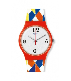 Swatch SUOZ312S THE JOE TILSON VENETIAN WATCH