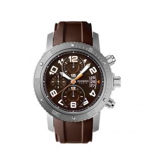 Hermes cp29414351c7 Clipper Chrono Diver Maxi CP2.941.435/1C7