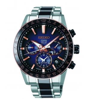 Seiko Astron GPS Solar Dual-Time SSH007J Erkek Kol Saati