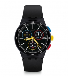 Swatch SUSB416 BLACK-ONE