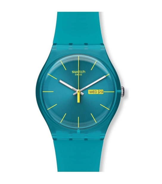 Swatch SUOL700 TURQUOISE REBEL