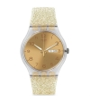 Swatch SUOK704 GOLDEN SPARKLE