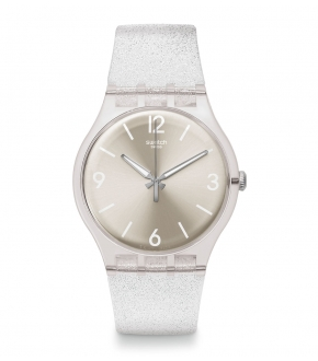 Swatch SUOK112 MIRRORMELLOW