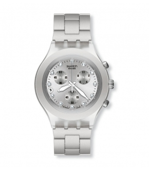 Swatch SVCK4038G FULL-BLOODED SILVER