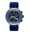 Swatch YYS4015 BLUE FACE