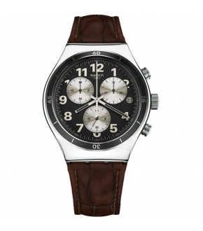 Swatch YVS400 BROWNED