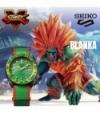Seiko 5 SRPF23K1 - STREET FIGHTER Blanka