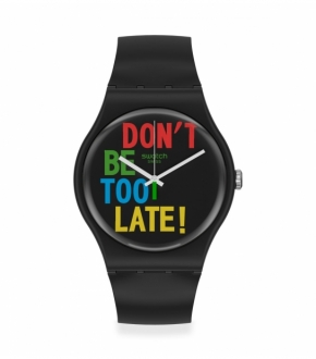 Swatch SO29B100 TIMEFORTIME