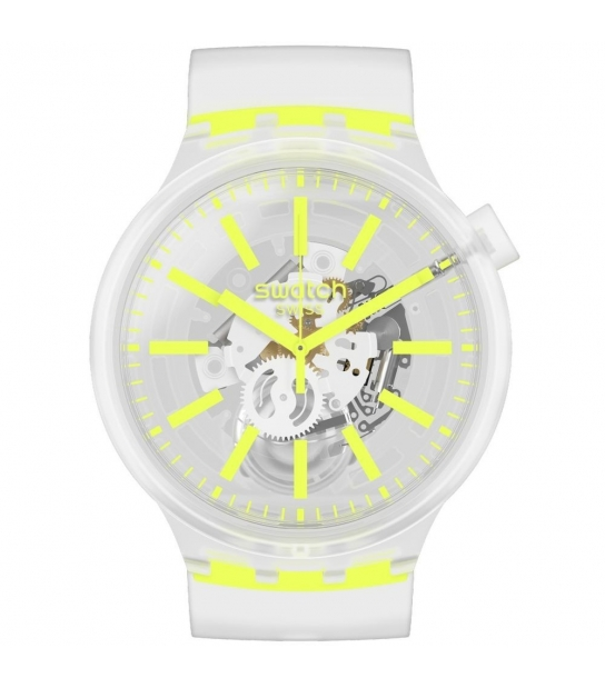 Swatch SO27E103 YELLOWINJELLY