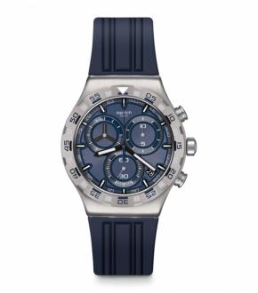 Swatch YVS473 TECKNO BLUE