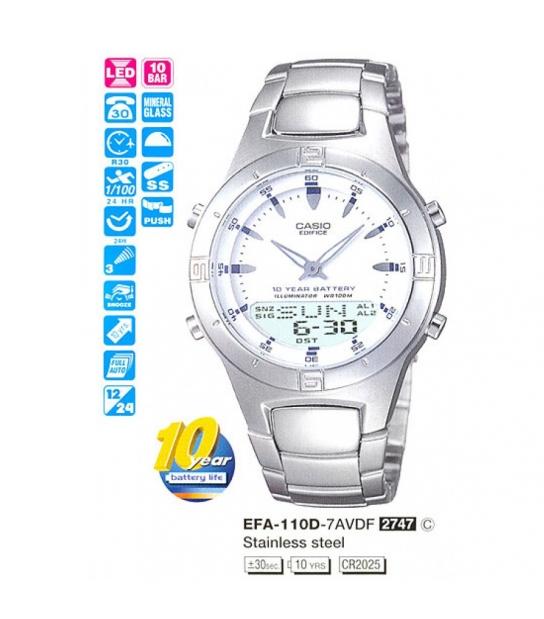 Casio EFA1107AVDH