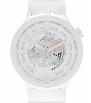 Swatch SB03W100 BIOCERAMIC C-WHITE