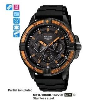 Casio MTD1068B1A2VDF