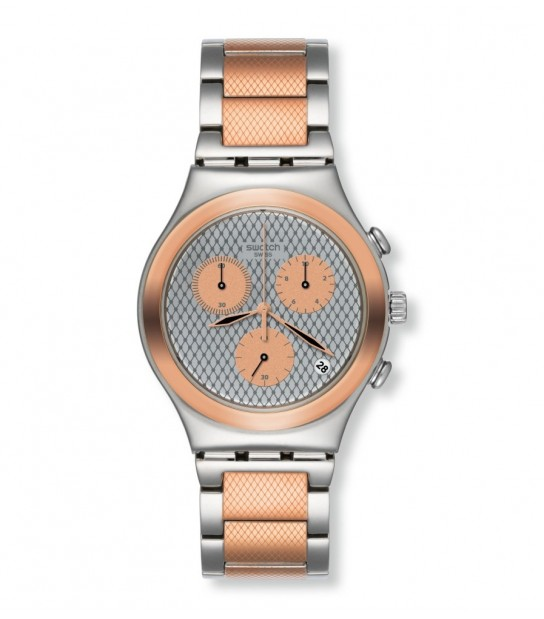 the birth of swatch case report