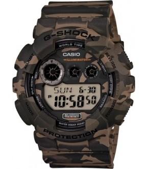Casio GD-120CM-5DR - CAS-GD120CM5DR